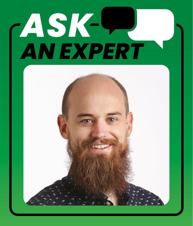 Ask An Expert: Dr. Tyson Garfield, UNTHSC