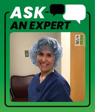 Ask an Expert: Dr. Diana Cervantes