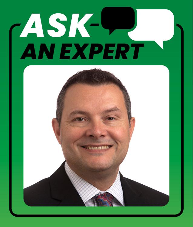 Ask an Expert: Dr. Damon Schranz