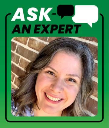 Ask an Expert: Danielle Gemoets